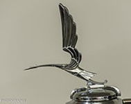 Cadillac Hood Ornament 1930-1932